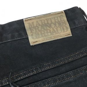 Girbaud Jeans - Girbaud Vintage Jeans High Rise Tapered Black LONG